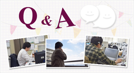 ピアリンク社員Q&Aインタビュー